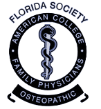 Logo, Florida Society American College of Osteopathic Family Physicians - Osteopathy Organization
